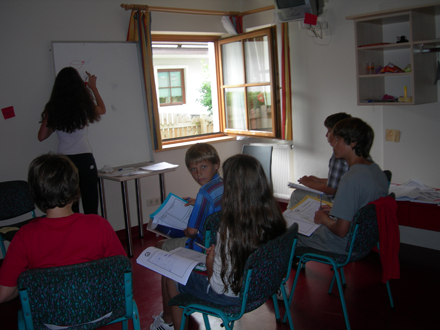 Summer English Language Camp | Austria | Zell Am See