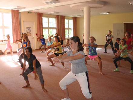 Dance Camp | Switzerland | Leysin