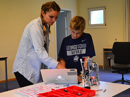 VC-STEM Robotics  | Switzerland | Leysin |