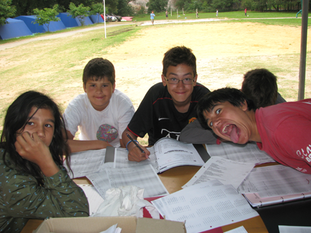 French Language Camp | France | Ardèche