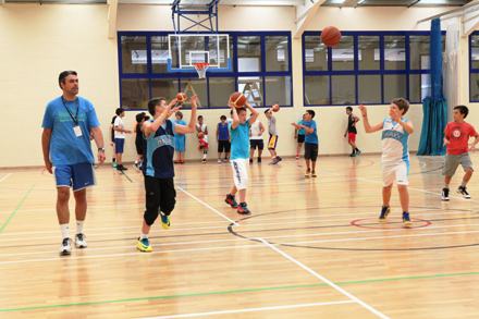 Basketball Camp | England  | York