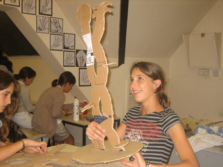 Summer Creative Arts Camp | England | York