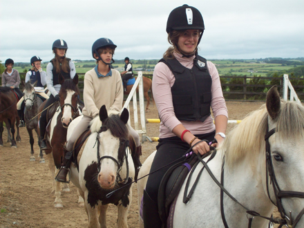 Summer Riding Camp | England UK | York